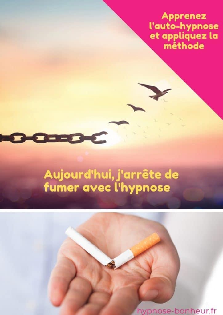 arrêtez le tabac avec l'auto-hypnose