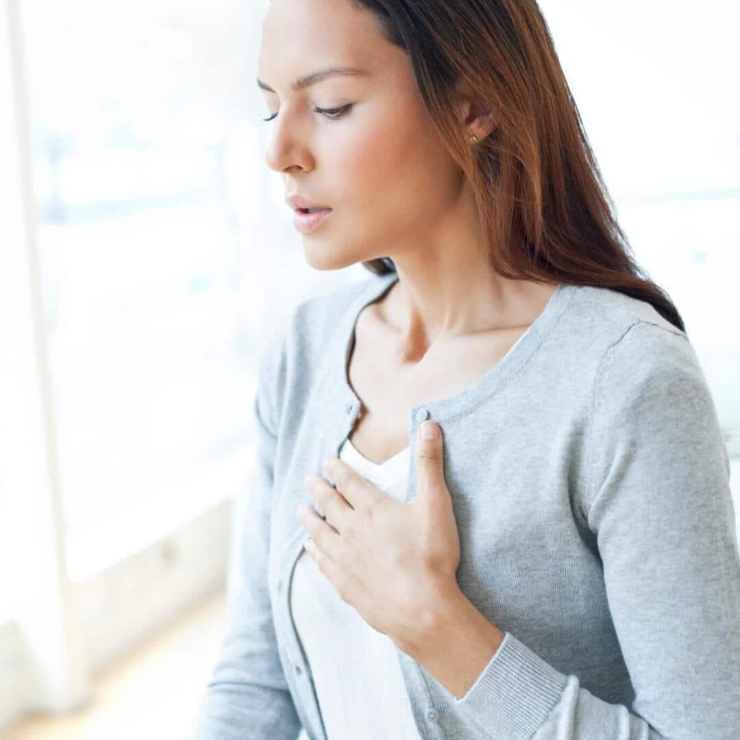 difficultés respiratoires angoisses