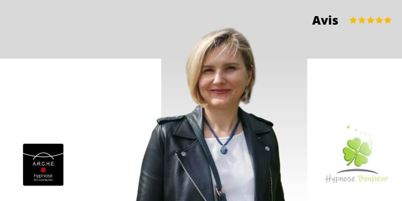 Marina Trehin hypnotherapeute Versailles Viroflay