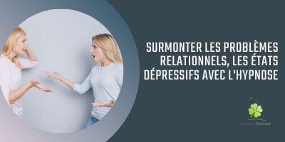hypnose dépression problèmes relationnels versailles