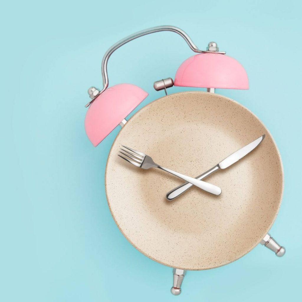 perdre des kilos en trop avec la chrono-nutrition