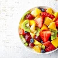 chrono-nutrition sucré l'après midi