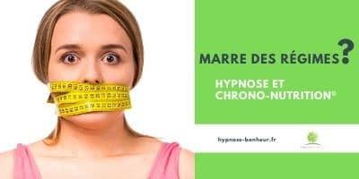 les régimes ne fonctionnent pas - hypnose et chrono-nutrition